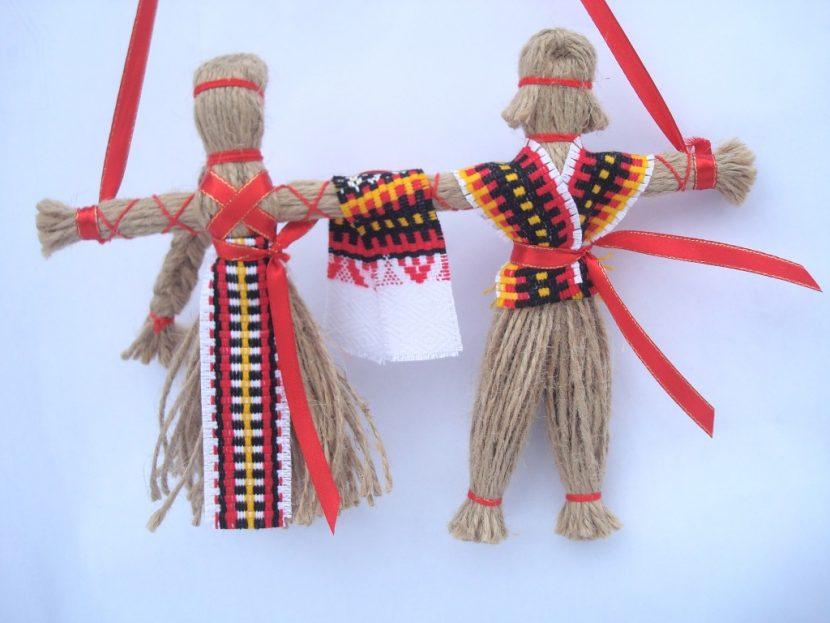 Papierové bábiky datovania